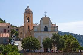 L'église Catholique de Cargèse